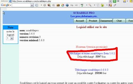scrabblepro gratuit windows 7